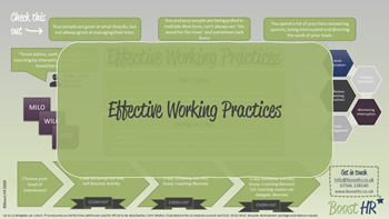 Developing your people - Effective Working Practices