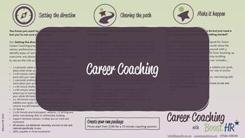 Coaching - Career Coaching